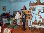 Музей в селе Красный Яр