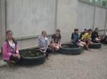 Летний трудовой лагерь Пчёлка