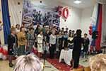 Празднования посвященные 50-летнему юбилею школы