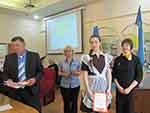 церемония чествования лучших учащихся района по итогам 2015-2016 учебного года