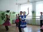 конкур 'Лучшая танцевальная пара'