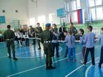 I военно-патриотический слёт среди учеников с 1-4 классы