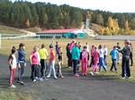 Легкоатлетический кросс среди 1-11 классов