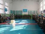 Награждение кадетов