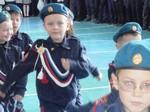 Общешкольный военно-патриотический слёт