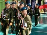 Военно-патриотический слёт