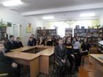 Учащиеся 6а класса на мероприятии