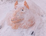Создание снежных фигур