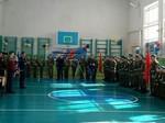 Присяга в кадетских классах