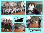 Школьный конкурс инсценированной военно-патриотической песни