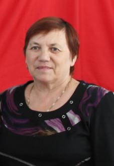 Шашина Людмила Петровна